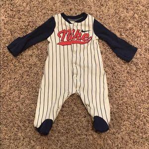 Nike Baseball Onesie - Newborn